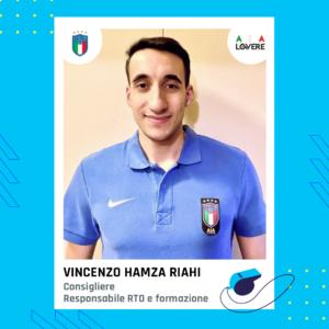 VINCENZO HAMZA RIAHI