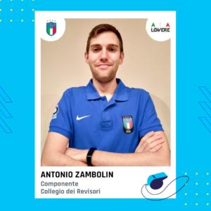 Antonio Zambolin